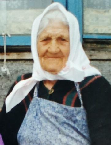 Якименок Евдокия Станиславовна