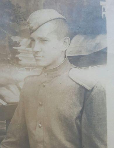 Чесноков Иван Георгиевич