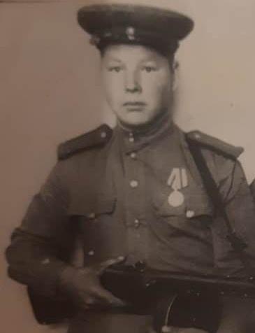 Удинцев Иван Андреевич