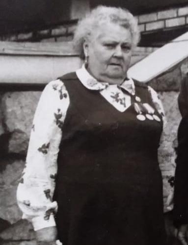 Блинова Ольга Григорьевна