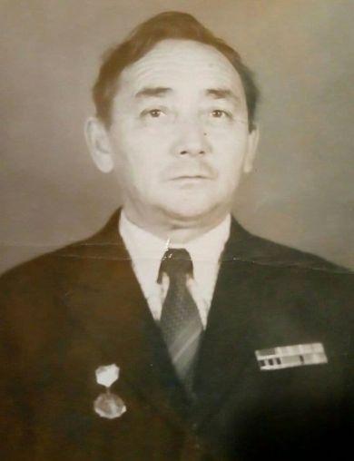 Досмухамедов Иргаш Ахмедович