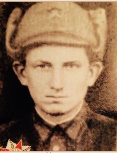 Инютин Фёдор Павлович