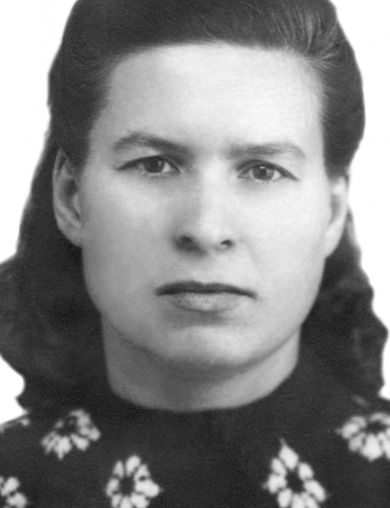 Орел (Жарова) Мария Григорьевна