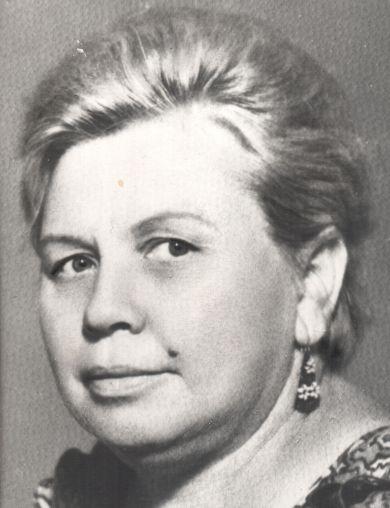 Утешева Александра Фёдоровна