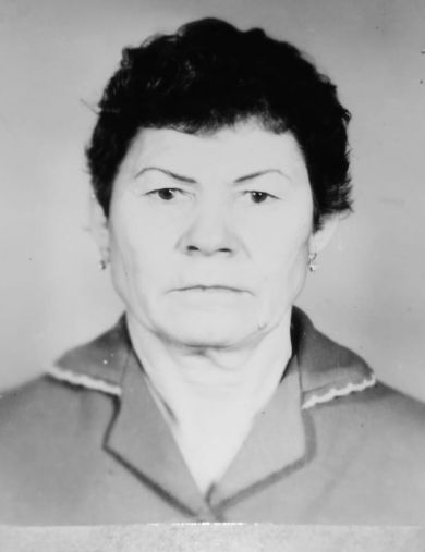 Гаршина (Кошелева) Анна Егоровна