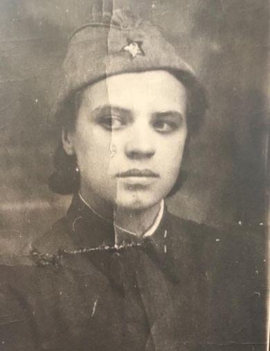 Орехова Александра Павловна