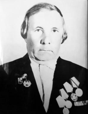 Астраханцев Павел Васильевич