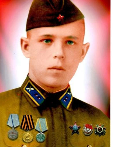 Байбарин Николай Павлович