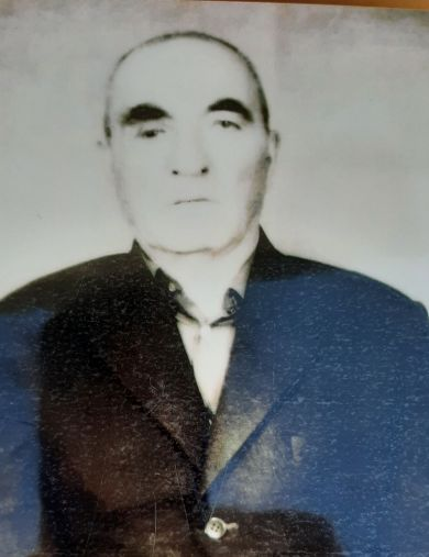 Каракотов Зекерья Шамаевич