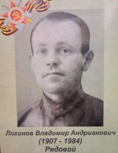 Логинов Владимир Андрианович