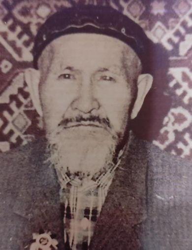 Иманжанов Нургали