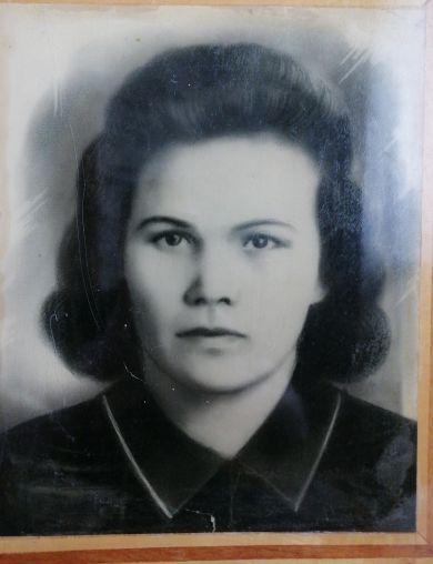 Романова (Беляева) Мария Ивановна