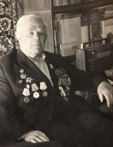 Орехов Владимир Дмитриевич