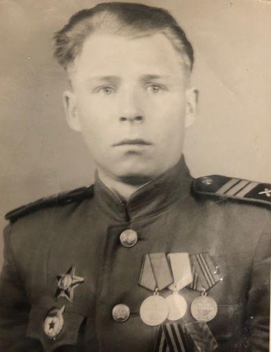 Илюшкин Иван Матвеевич