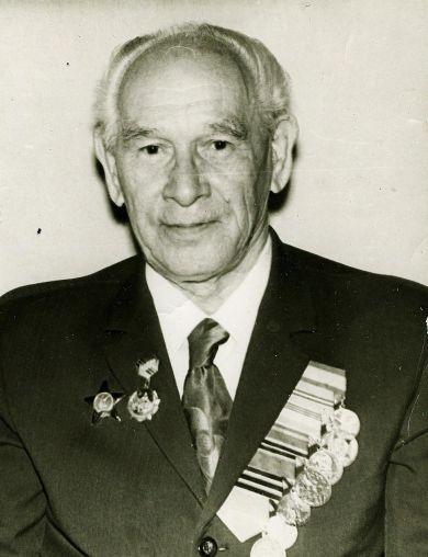 Петров Владимир Михайлович