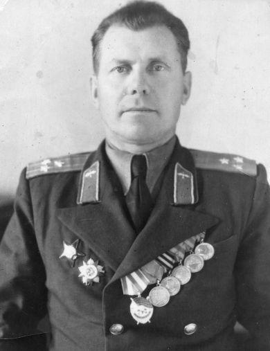 Хохлов Фёдор Петрович