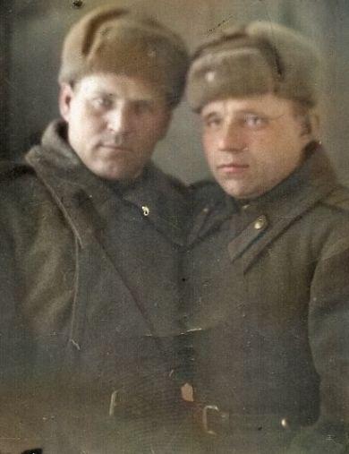 Леонтьев Михаил Ефимович