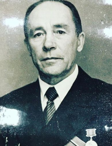 Быбин Куприян Иванович