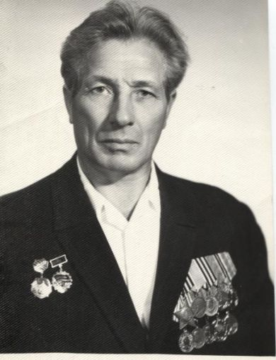 Михайлов Михаил Андреевич