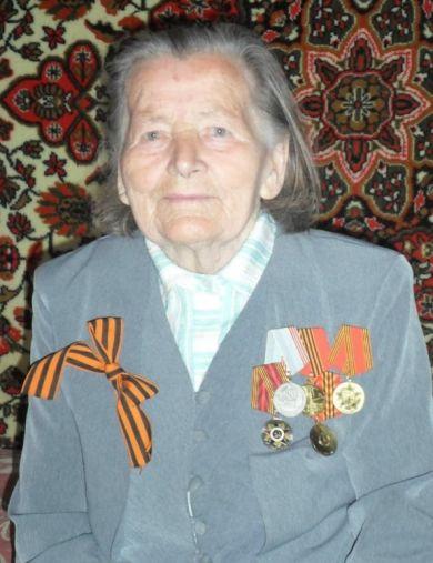 Попова (Ветошкина) Елизавета Васильевна