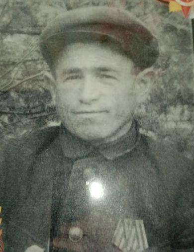 Полевков Никита Егорович