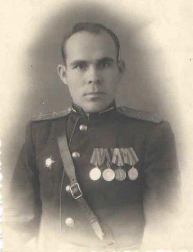 Лежнин Михаил Тихонович