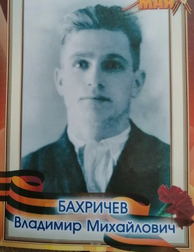 Бахричев Владимир Михайлович