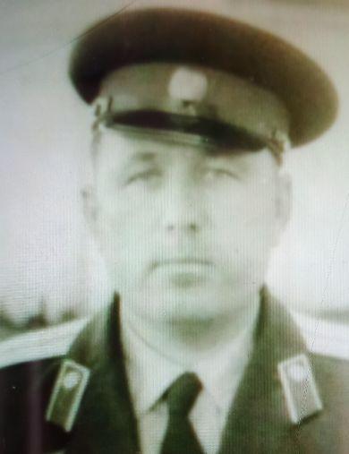 Захаров Николай Михайлович