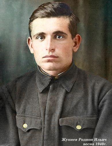 Жупиев Родион Ильич