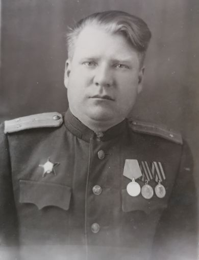 Кочнев Иван Елисеевич