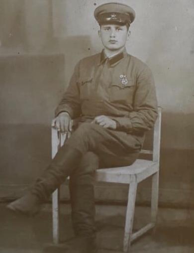 Ченгелия Николай ( Никуа) Иванович