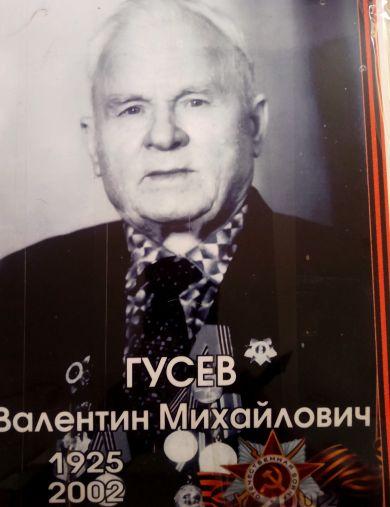 Гусев Валентин Михайлович