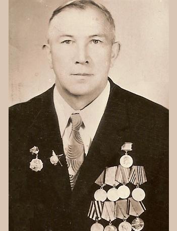 Кашуро Василий Ефимович