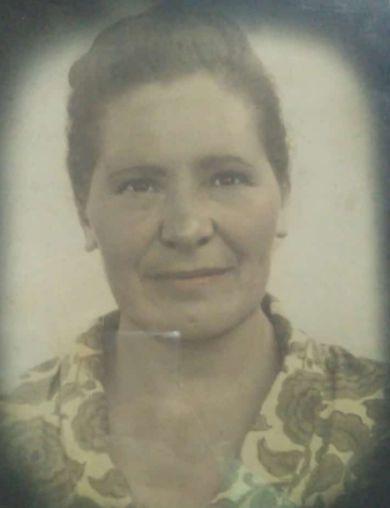 Королева (Майстренко) Анастасия Селиверстовна