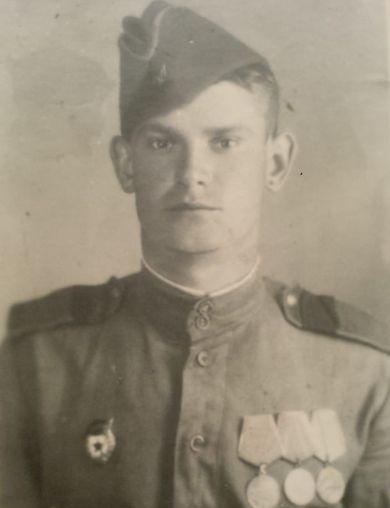 Чупанов Ефим Иванович