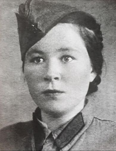 Мутакина (Несефорова) Татьяна Ивановна