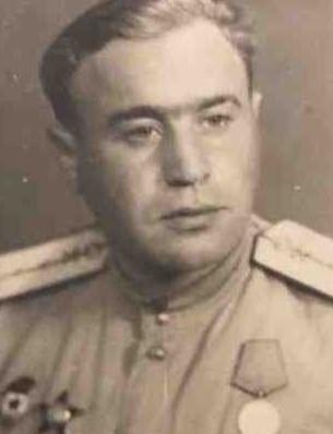 Майзельс Моисей Егейшевич