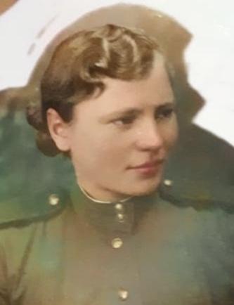 Ионова (Кузнецова) Вера Андреевна