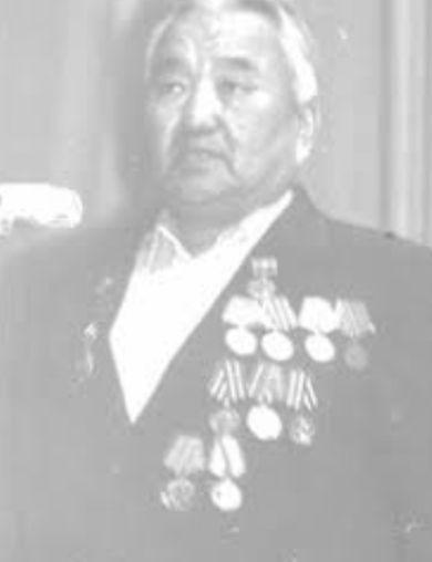 Налханов Владимир Ендонович