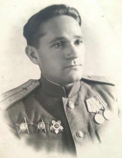 Баракин Сергей Фёдорович
