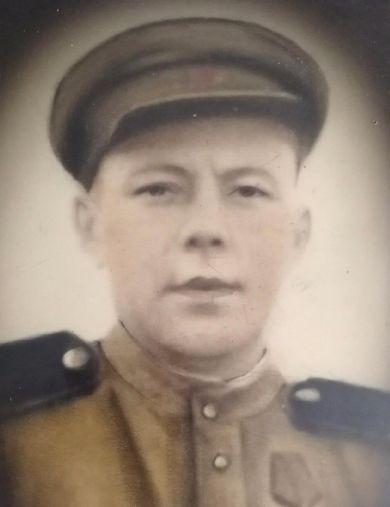 Егоров Иван Ефимович