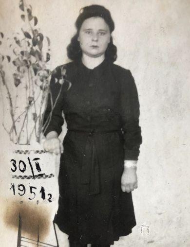Петрова Мария Карповна