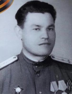 Будылин Степан Васильевич