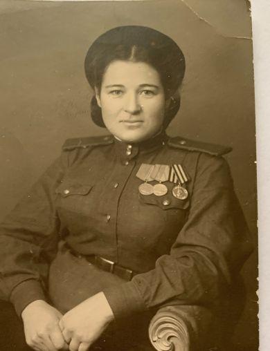 Полякова Валентина Федоровна