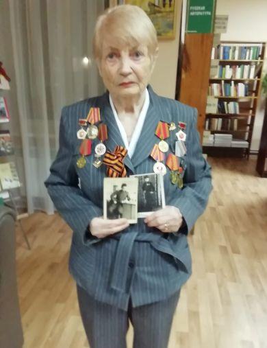 Восковоева (Маркина) Тамара Егоровна
