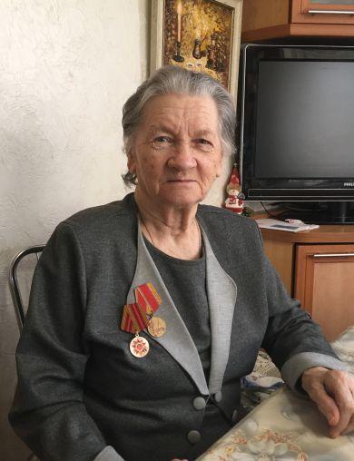 Матеюк Екатерина Егоровна