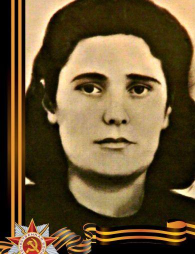 Доманова (Кузьминова) Мария Иосифовна