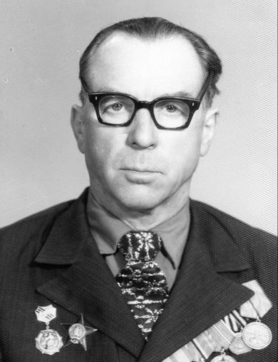 Агафонов Андрей Григорьевич