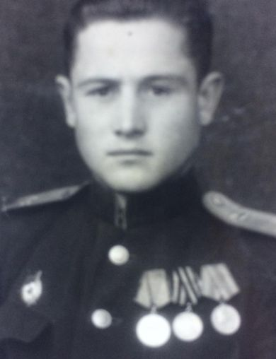 Волков Иван Васильевич