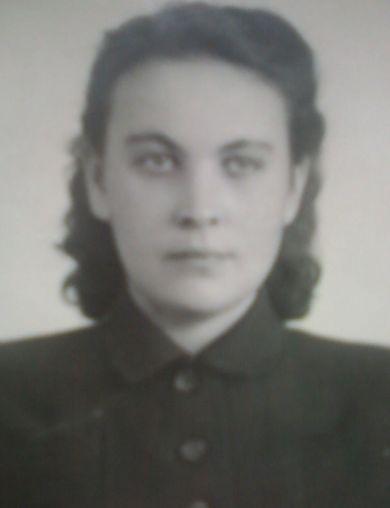 Мажорина (Одинцова) Анна Николаевна